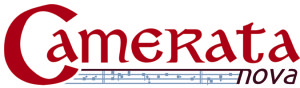 The new name brought about the need for a new logo and the group had this version professionally designed. Camerata Nova used this logo from 2002 to 2013.